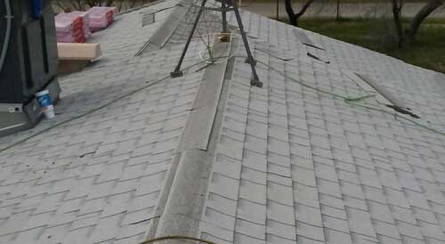 Roofing Overlay